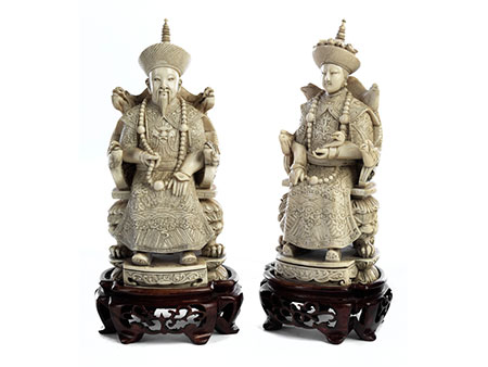 Chinesisches Herrscherpaar