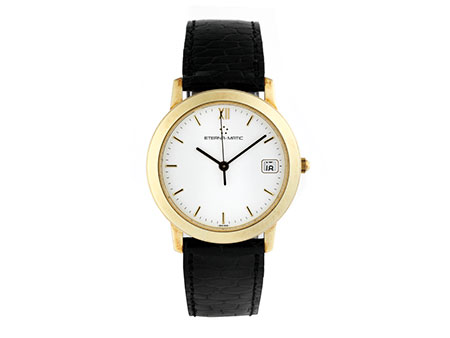 ETERNA MATIC in Gold