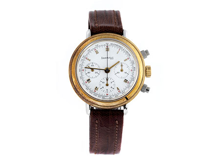 Detail images:  Eberhard Chronograph