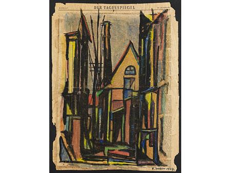 Edgar Jetter, Künstler des 20. Jahrhunderts
