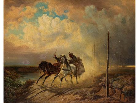 Adolf van der Venne, 1828 Wien – 1911 Schweinfurt