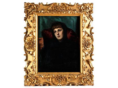 George Mosson,  1851 Aix-en-Provence - 1933 Berlin