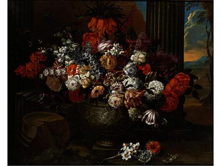 Jean-Baptiste Bosschaert, 1667 Antwerpen – 1746 Den Haag, zug.