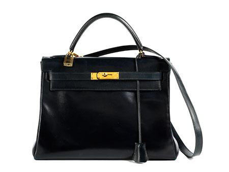 "Hermès Kelly Bag ""Navi"""