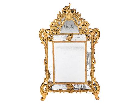 Großer Barock-Spiegel
