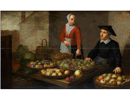 Floris Gerritsz van Schooten, 1585 – 1665 Amsterdam, zug.