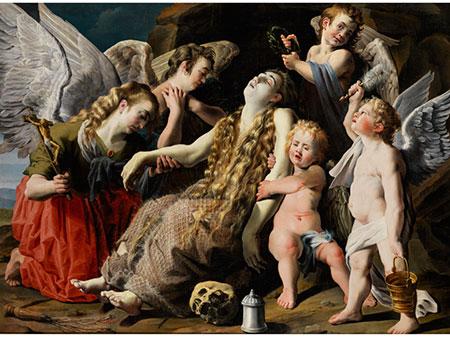 Abraham Janssens, 1575 Antwerpen – 1632 ebenda, zug.