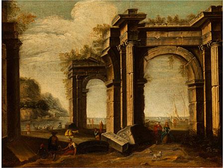 Michele Marieschi, 1710 Venedig – 1744, Umkreis