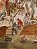 Detail images: Pieter Brueghel d. J., um 1564 Brüssel – 1637 Antwerpen