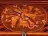 Detail images: Elegantes Zylinderbureau in klassizistischem Stil