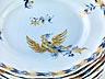 Detail images: Konvolut Gallé Fayenceteller