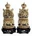 Detail images: Chinesisches Herrscherpaar