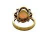 Detailabbildung: Opal-Brillantring