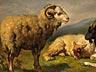 Detail images: Friedrich Gauermann, 1807 – 1862
