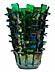 Detail images: Extravagante große Vase von Fulvio Bianconi für Venini
