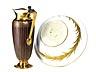 Detail images: Lavabogarnitur in Porzellan im klassizistischen Stil