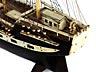 Detail images: Schiffsmodell eines Dreimaster-Segelschiffs