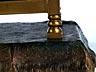 Detailabbildung: Bronzefigur eines Harlekin