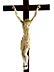 Detail images: Qualitätvolles Holzkreuz mit Corpus Christi in Elfenbein