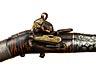 Detail images: Russische Tromblon-Steinschlosspistole