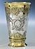Detail images: Großer Moskauer Silberbecher