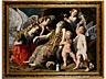 Detailabbildung: Abraham Janssens, 1575 Antwerpen – 1632 ebenda, zug.