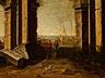Detail images: Michele Marieschi, 1710 Venedig – 1744, Umkreis