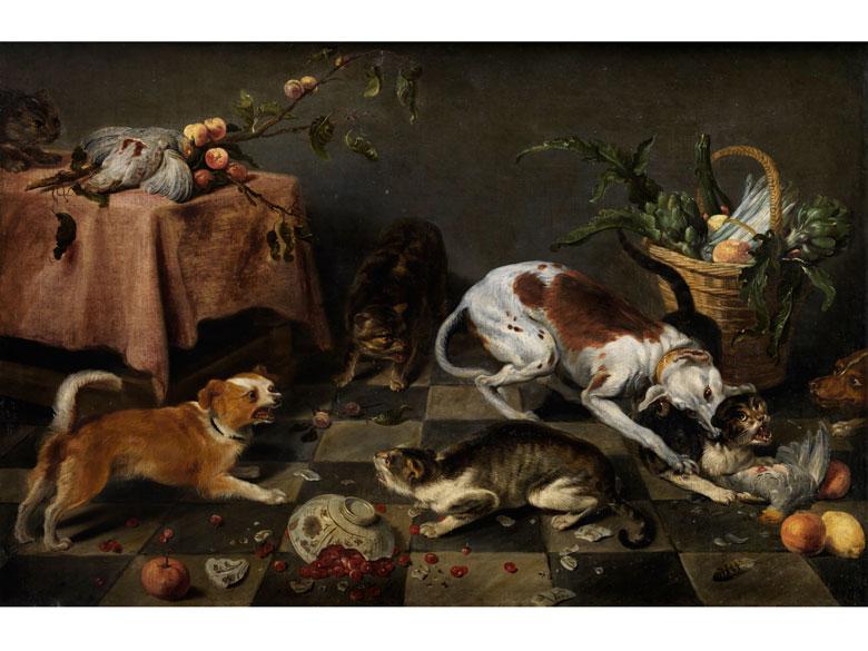 Frans Snyders, 1579 Antwerpen – 1657 ebenda, Werkstatt
