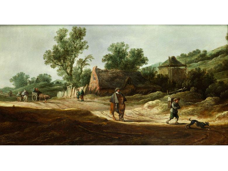 Pieter Pietersz. de Neyn, 1597 Leiden – 1639 ebenda