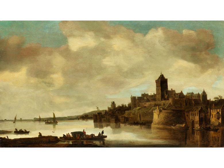 Wouter Knijff, um 1607 Wesel – um 1693 Bergen op Zoom, zug.