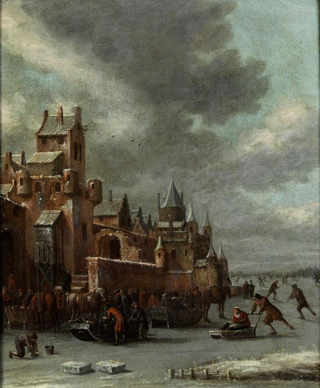 Thomas Heeremans, 1641 Haarlem – 1694