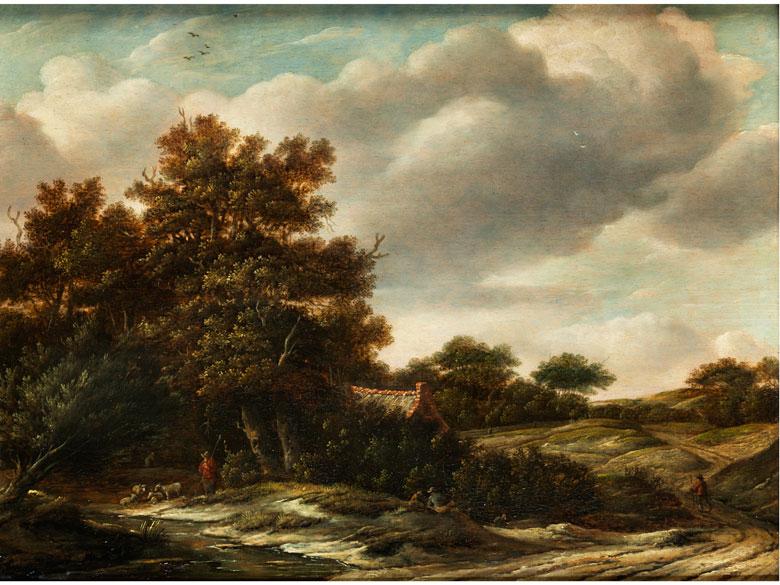 Gerrit van Hees, 1615 – 1670 Haarlem