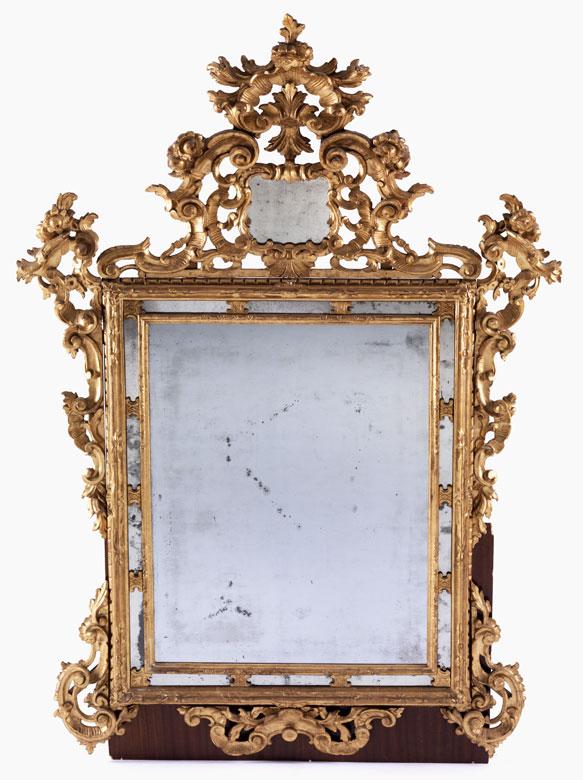 Prächtiger Spiegel