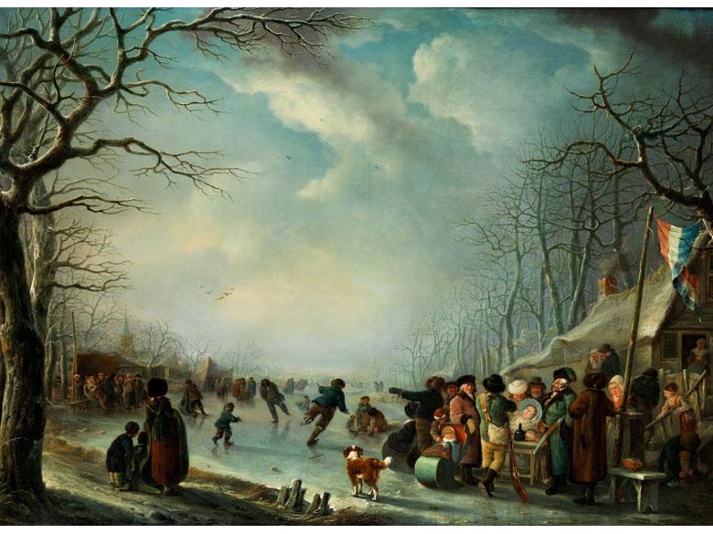 Andries Vermeulen, 1763 Dordrecht – 1814 Amsterdam