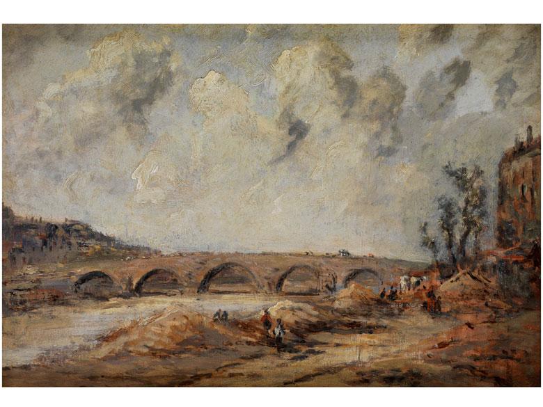 Albert Marie Lebourg, 1849 – 1928 Rouen, zug.