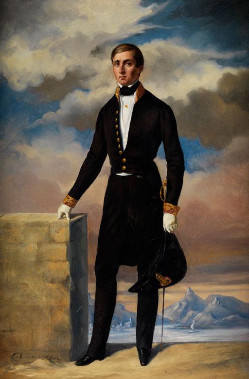 Pierre Hilaire André Deschamps, 1784 – 1867, zug.