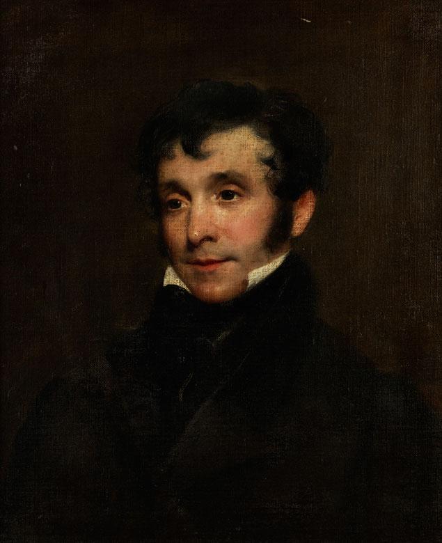 Sir Thomas Lawrence, 1769 Bristol – 1830 London, zug.