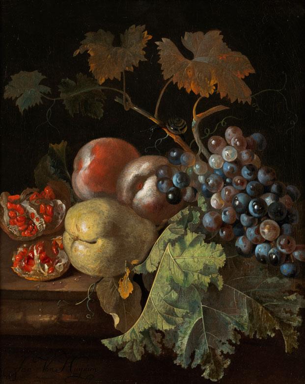 Jan van Huysum, 1682 – 1749