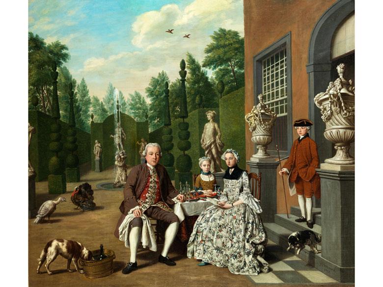 Jan Josef Horemans d. J., 1714 Antwerpen – 1790
