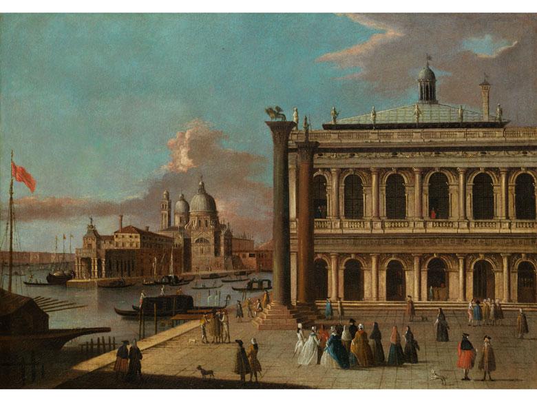Antonio Joli, ca. 1700 – 1777 Neapel