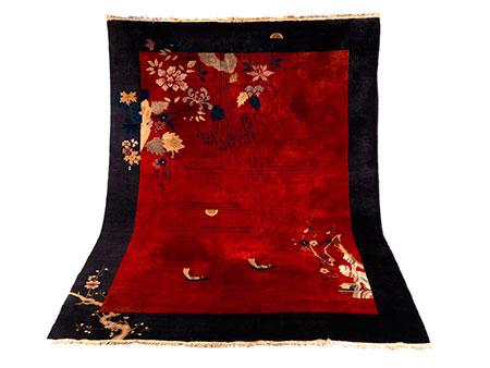 Peking-Teppich