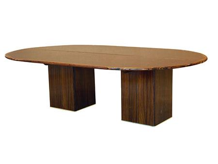 Großer Esstisch von Carlo Scarpa