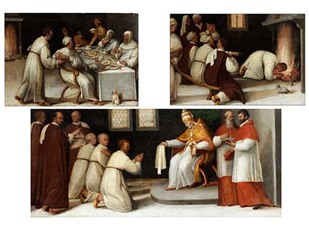 Domenico Buti, tätig in Florenz zwischen 1570 und 1590, zug.