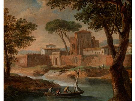 Paolo Anesi, 1697 – 1773 Rom
