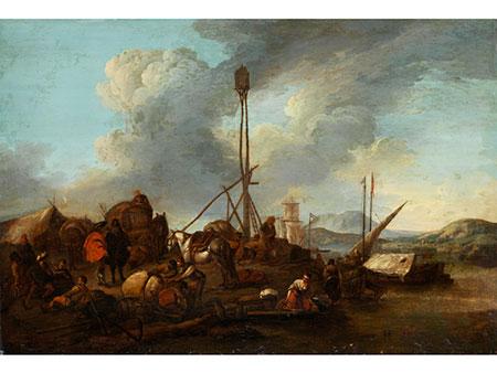 Philips Wouwerman, 1619 Haarlem – 1668