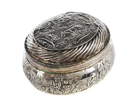 Sheffielder Silberbox