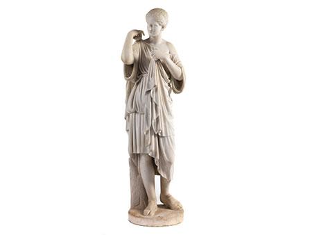 Klassizistischer Bildhauer nach der Antike