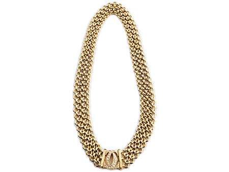 "Cartier Collier ""Penelope"""