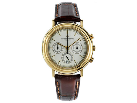 VACHERON & CONSTANTIN Chronograph in Gold