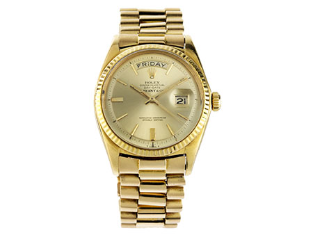 "ROLEX Oyster Perpetual ""Day-Date"","